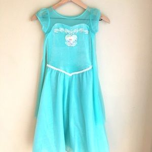Disney Frozen Elsa Costume/Dress Up Girls 6